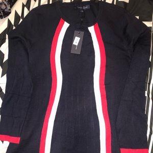 Navy blue Tommy Hilfiger Sweater Dress